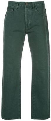 Supreme Washed Regular Length Jeans