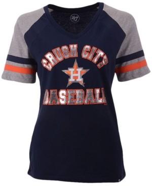 '47 Houston Astros Women's Local Phrase Pavilion T-Shirt