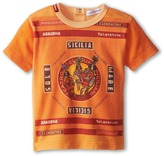 Dolce & Gabbana Kids Map T-Shirt (Infant)