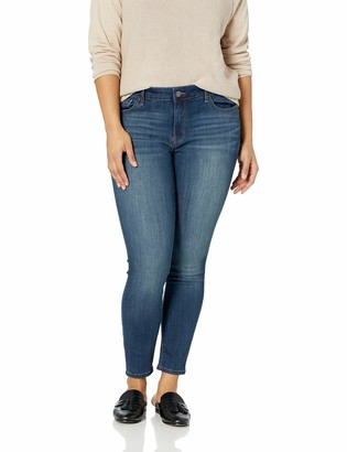 William Rast Women's Plus Size Perfect Skinny Jean