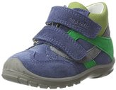 Superfit Baby Boys' Softtippo Walking Baby Shoes blue Size: