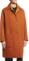 Bottega Veneta Reversible Cashmere Coat