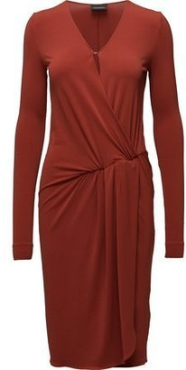 By Malene Birger Autumn Red Willos Dress - xs | red - Red/Red