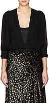 Barneys New York Women's Layered-Look Silk Blouse