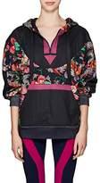 Isabel Marant Women's Zansel Floral Oversized Hoodie