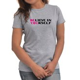 Eddany Be you believe in yourself Women T-Shirt