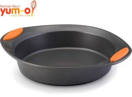 Rachael Ray 9-in. Round Nonstick Oven Lovin' Cake Pan