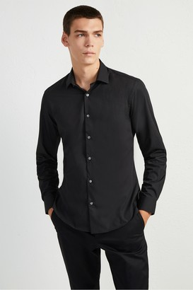 French Connection Formal Plain Cut Shirt