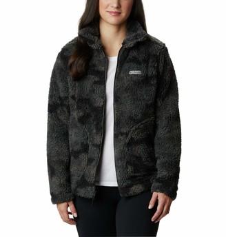 Columbia Women's Winter Pass Sherpa Full Zip