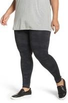 Spanx Plus Size Women's Look At Me Now Seamless Leggings