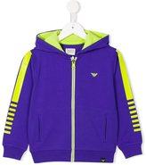 Armani Junior classic hoodie