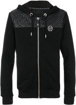 Philipp Plein Tadako hoodie - men - Cotton/Polyester/Polyurethane - M