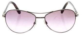 Chanel Pilot Signature Sunglasses