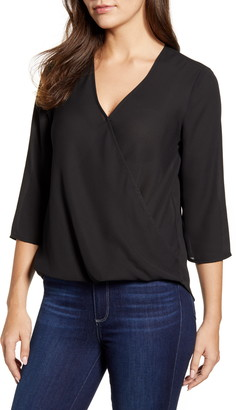 Gibson Surplice Blouse