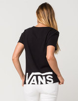 Vans Cut Off Womens Tee