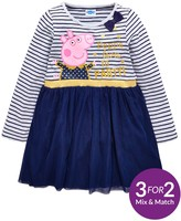 Peppa Pig Girls Party Dress