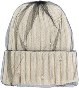CA4LA double layer beanie