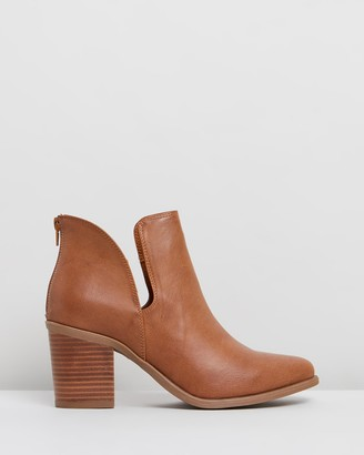 Verali - Women's Heeled Boots - Stefan - Size One Size, 36 at The Iconic