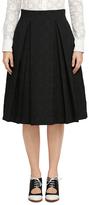 Brooks Brothers Jacquard Skirt