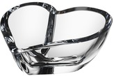 "Orrefors Crystal Bowl ""Valentino"""