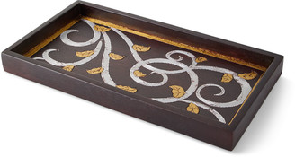 GG Collection G G Collection Gold Leaf Tray