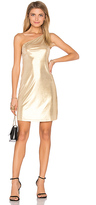 Motel Kate Dress in Metallic Gold. - size M (also in S)
