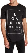 Kinetix Love Is Blind Graphic Tee