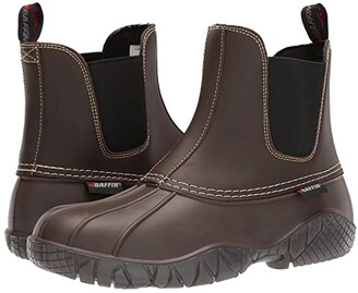 Baffin Huron (Black) Men's Boots