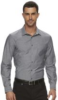 Marc Anthony Men's Extra Slim-Fit Stretch Button-Down Shirt