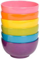 French Bull Glazed Mini Bowls (Set of 6)