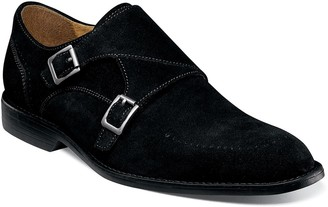 Stacy Adams Wentworth Monk Strap Loafer