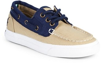 Kids Navy Boat Shoes | Shop the world's