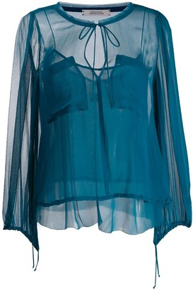 Dorothee Schumacher Patch Pocket Blouse