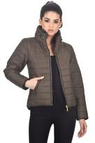 AX Paris Khaki Puffer Jacket