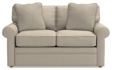 """Thumbnail for your product : La-Z-Boy Collins 63"""" Round Arm Loveseat"""