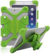 """Tsmine 8"""" Tablet Silicone Shockproof case -Universal Elastic Stand Soft Skin Cover"""