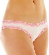 JCPenney Flirtitude Lace Bikini Panties