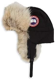 Canada Goose Men's Aviator Fur Hat