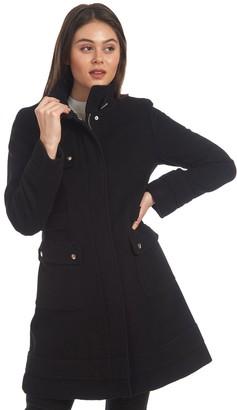 Fleet Street Women's Cashmere & Wool Blend Coat