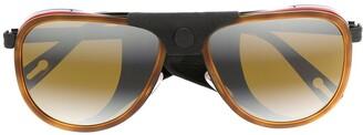 Vuarnet Glacier 1315 aviator sunglasses
