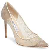 Women's Jimmy Choo 'Romy' Lace Pump