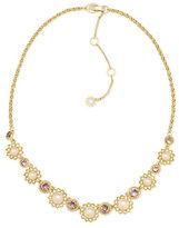 Marchesa Pearl Foldover Necklace