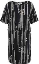 Modstrom VITALIS Summer dress grapic stripes