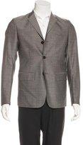McQ Three-Button Wool Blazer w/ Tags