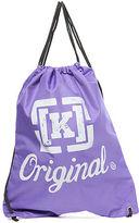 KR3W The K Original Cinch Sack Backpack