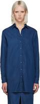 Won Hundred Blue Denim Sharla Shirt
