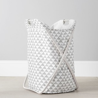 Pottery Barn Teen Butterfly Laundry Hamper