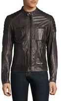 Belstaff Weybridge Leather Jacket