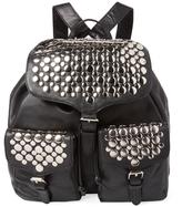 Rebecca Minkoff Selena Studded Leather Backpack
