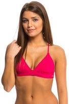 Roxy Swimwear Sunset Paradise Fixed Triangle Bikini Top 8138206